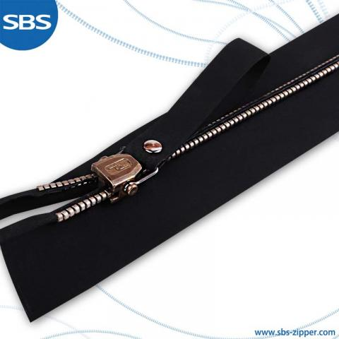 Sealed Airtight Waterproof Metal Zipper